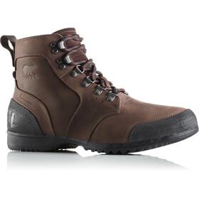 Sorel M's Ankeny Mid Hiker Boots Cattail/Black